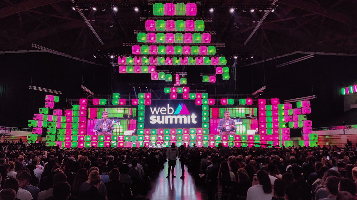 Center Stage Web Summit